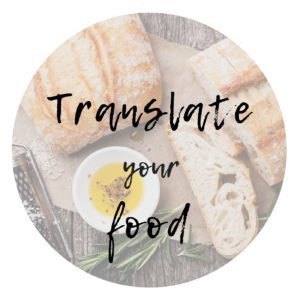 Translate_your_food
